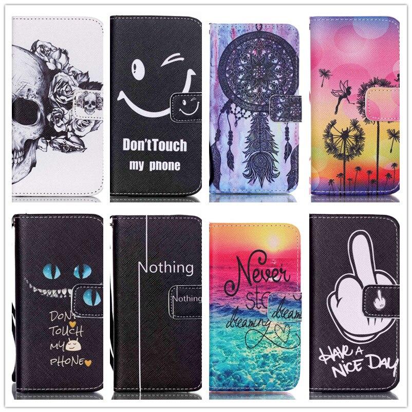 Для Samsung Galaxy S5 i9600 S6 S6edge S6edge плюс note5 <font><b>S3mini</b></font> S4mini подставка стиль чехол бумажник Искусственная кожа телефон Сумка