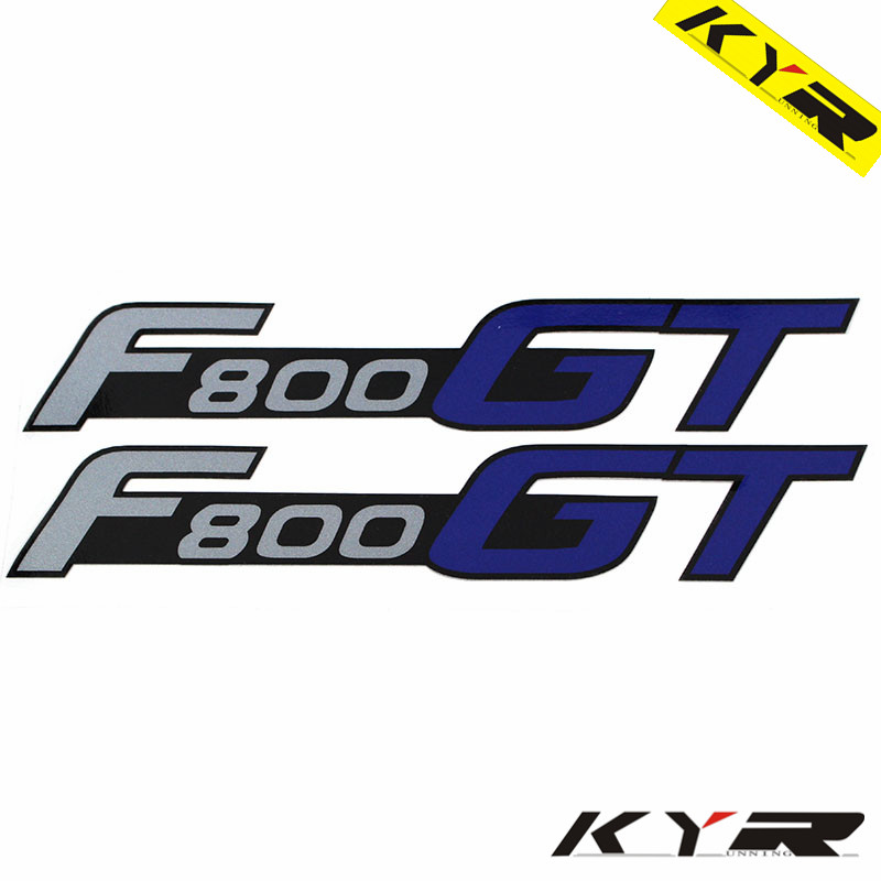 Kyrunning Motorcycle Logo Reflective Stickers Fairing Decals For Bmw