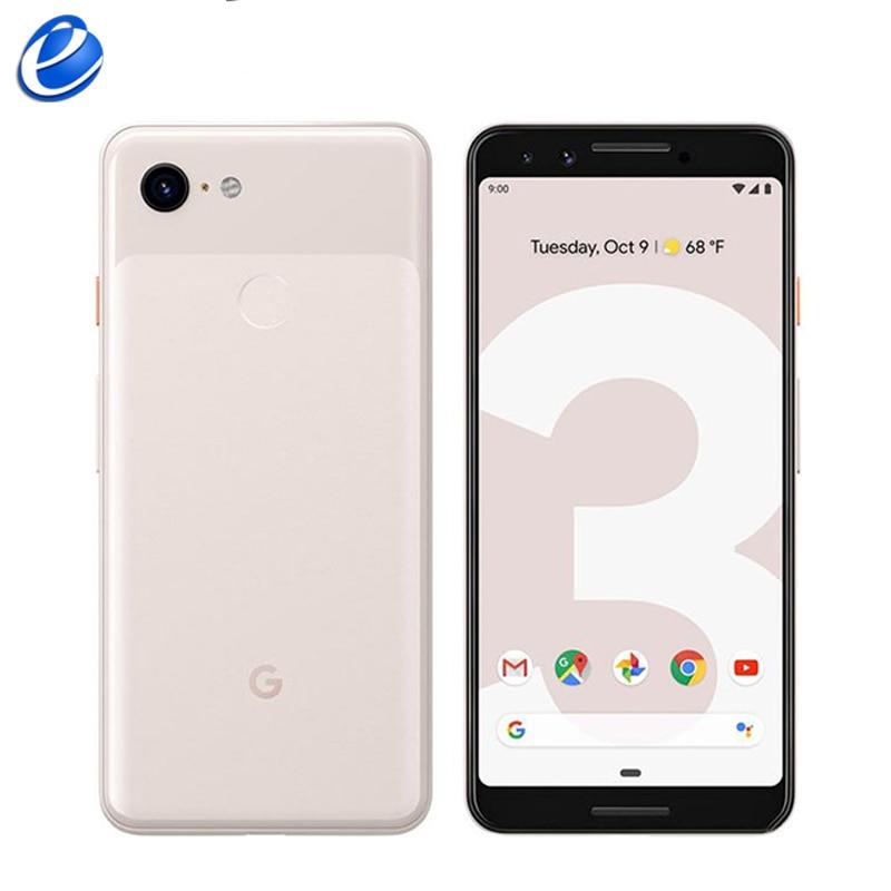 Mobile Phones Responsible Original Google Pixel 3 5.5 /pixel 3 Xl 6.3 4gb Ram 64gb Rom Octa Core Andorid 9.0 Mobile Phone Dual Rear Camera Smartphone