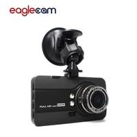 Original novatek Car Dvr 1080P 3 full hd auto camera G sensor Loop Recording dash cam dvrs video recorder registrator