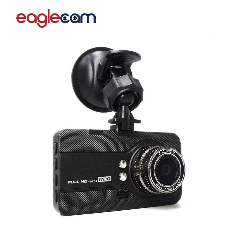 """imágenes para Original novatek Coche Dvr 1080 P 3 """"hd auto dash cam dvr cámara g-sensor Loop de Grabación grabador de vídeo registrator"""