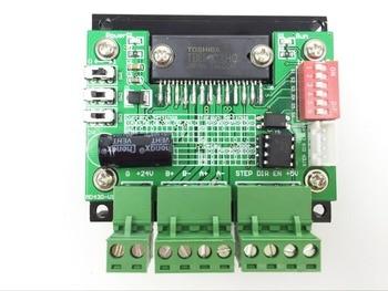 комплект контроллера шагового двигателя | Фрезерный станок с ЧПУ Mach3 USB 3 оси комплект, 3 шт. TB6560 1 оси драйвер платы + один Mach3 4 оси USB CNC Контроллер шагового двигателя карты 100 кГц