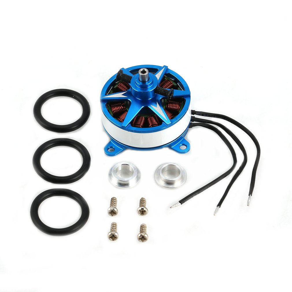Sunnysky X2305 <font><b>1450KV</b></font> 2-3S Lightweight Power Brushless Motor for RC Fixed Wing Airplane Drone Racing Quadcopter Spare Parts image