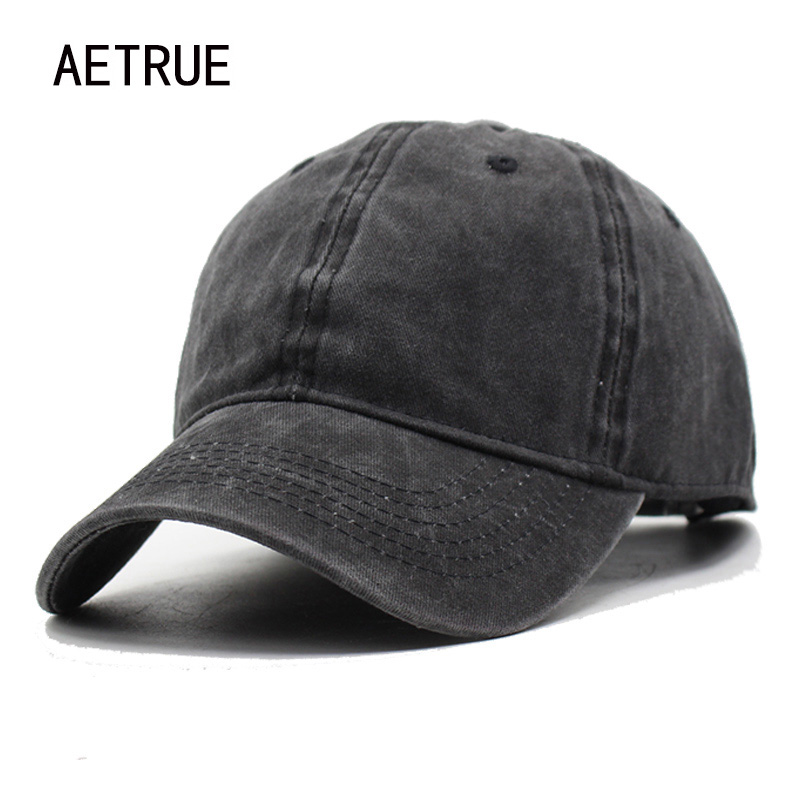 Women Snapback Caps Men Baseball Cap Hats For Men Casquette Plain Bone Gorras Cotton Washed Blank Vintage Baseball Caps Sun Hat aetrue winter knitted hat beanie men scarf skullies beanies winter hats for women men caps gorras bonnet mask brand hats 2018