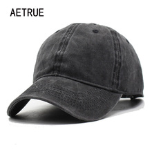 7aa32aabfc1 Women Snapback Caps Men Baseball Cap Hats For Men Casquette Plain Bone  Gorras Cotton Washed Blank Vintage Baseball Caps Sun Hat
