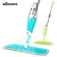 Spray Mop Faul 360 Spin Flache Boden Mopp Mikrofaser Magie Staub Mopp Hause Reinigung|360 spin mop|mop sprayspin mop -