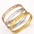 fashion roman numeral cuff  bracelet
