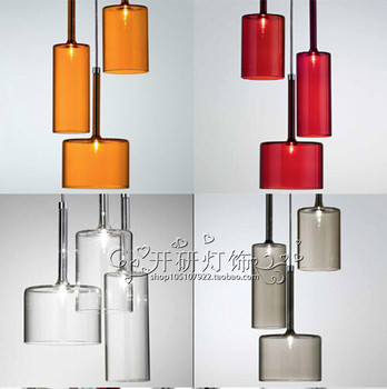 Nordic glass wine cup coffee  NEW 2017 Modern simple and innovative bar dining room pendant light decoration  ZCL