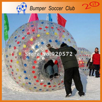Free shipping ! Dia 3M snow zorb balls inflatable hydro zorb ball inflatable ground uk zorbing ball ramps zorb ball