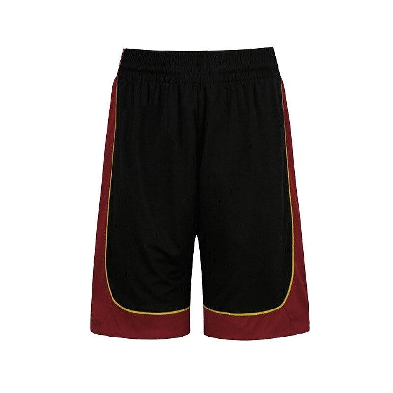 SANHENG marka mężczyźni szorty do koszykówki szybkoschnące spodenki mężczyźni koszykówka rozmiar europejski koszykówka krótki 306B