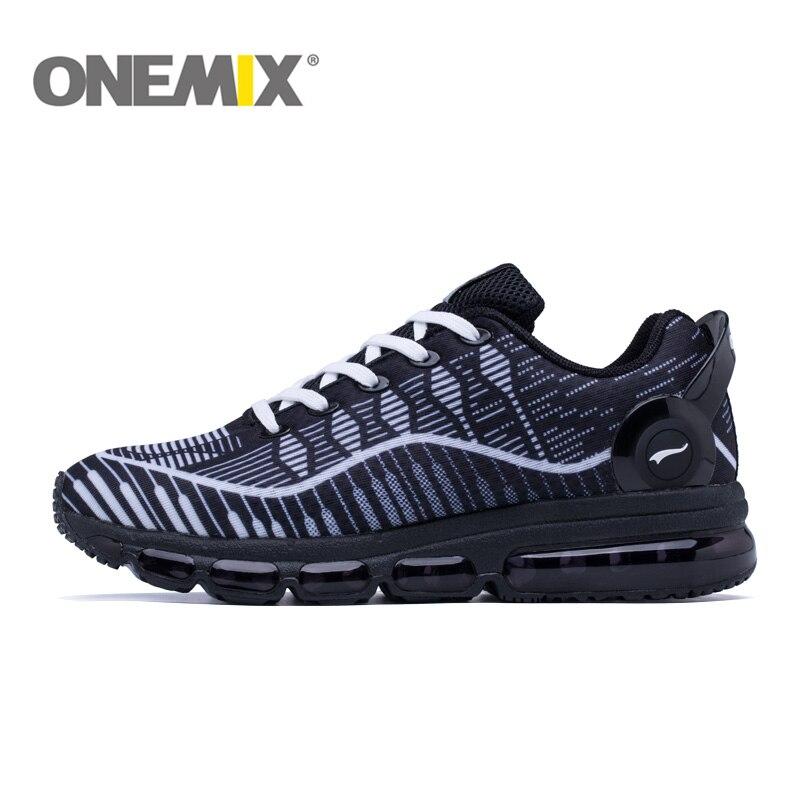 Новый оригинальный Onemix 2017 мужские ткачество кроссовки дышащая женская обувь из сетчатого материала Открытый Спорт Спортивный Прогулки Кро...