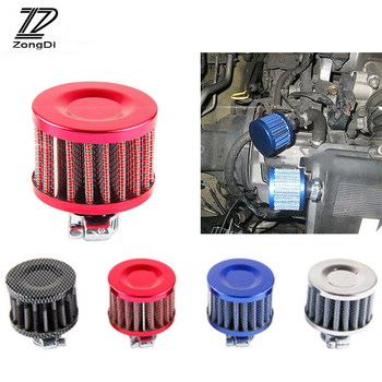 ZD 1PCS For Renault Megane 2 3 Duster VW Touran Passat B6 Golf 7 T5 T4 Fiat Car styling Automotive Air Intake Filter Accessories image