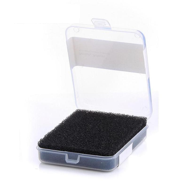 Qucik Dry Clean Makeup Brush Cleaner Box Eyeshadow Color Powder font b Blush b font Cleansing