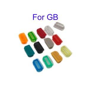 200 шт. многоцветная Пылезащитная Крышка для игровой консоли GB для мальчика пластиковая кнопка для DMG 001