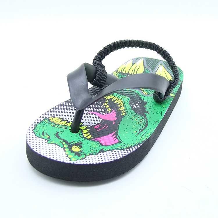 דינוזאור נעלי ילדים כפכפים בני יחף נעלי פעוטות נעלי ילדי חוף נעלי ילדים שחייה מים נעלי ילד קיץ