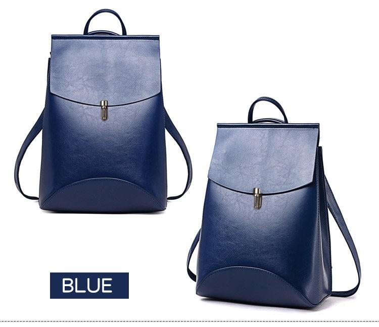 HTB1pOMjQ9zqK1RjSZFjq6zlCFXam HOT Fashion Women Backpack High Quality Youth Leather Backpacks for Teenage Girls Female School Shoulder Bag Bagpack mochila
