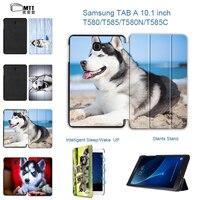 MTT SIBERIAN HUSKY Case For Samsung Galaxy Tab A A6 10 1 2016 T585 T580 SM