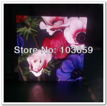 Indoor P6 mi-ni RGB video advertising LED sign display Size 768x768mm With Asyschronous Control Card and all the accessories bus video led sign p5 flashing led route sign in china