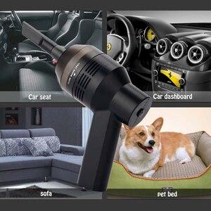Image 3 - لوحة مفاتيح بمنفذ USB مكنسة كهربائية منظفات الكمبيوتر اللاسلكي قابلة للشحن مع هلام تنظيف السيارات للسيارة كمبيوتر محمول الكمبيوتر البيانو الحيوانات الأليفة الغبار