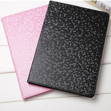 Tablet protection Case For New ipad 2017 2018 Fashion dazzling diamond pattern Auto Wake Cover For iPad Air 1 Air 2 Case hot new design nba basketball stars michael jordan james dwade pattern tablet protective case for ipad air 2 case cover