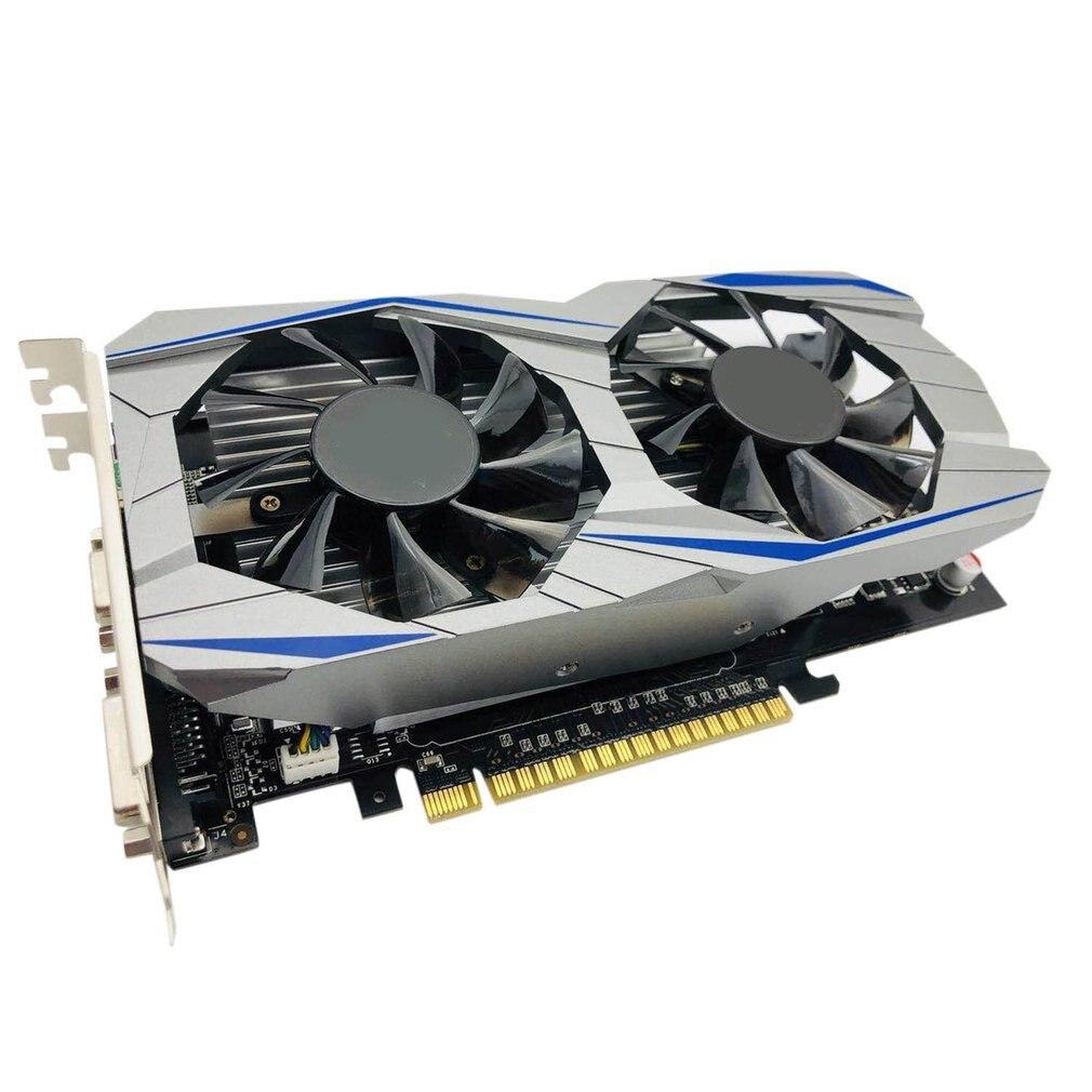 Plastique 7680X4320 1050TI4G128BITDDR5 Geforce 1050 Ti accessoires de jeux de cartes vidéo