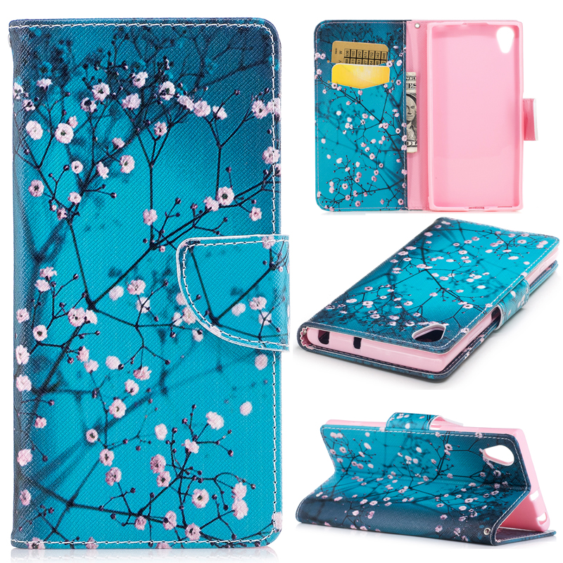 PU Leather For Sony Xperia XA1 Plus Case Wallet Flip cover for Sony XA1 Plus Case 5.5'' Xperia XA1 Plus Back cover Sony XA1 Plus