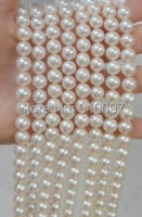 LHX54013>>>>BEAUTIFUL 100 INCH 8 9MM AKOYA WHITE PEARL NECKLACE AAA+