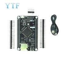 STM32F407VGT6/STM32F407VET6 Placa de desarrollo MCU Mini SD SPI interfaz de aprendizaje STM32 sistema|Tablero de demostración|Ordenadores y oficina -