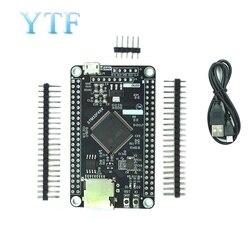 Stm32f407vgt6/stm32f407vet6 placa de desenvolvimento mcu mini interface sd spi placa de aprendizagem sistema stm32