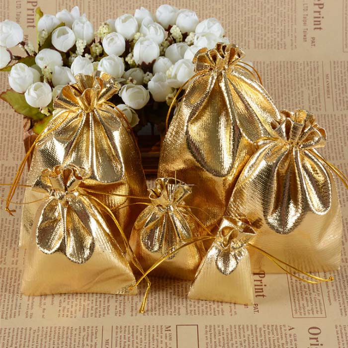 Candy Box Bags For Guests Jewelry Pouch Wedding Favors