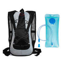 5L Hydration Backpack with 2L Water Bag Outdoor Sports Climbing Cycling Hiking Hydration Backpack Mountain Pack