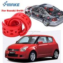 smRKE For Suzuki Swift High-quality Front /Rear Car Auto Shock Absorber Spring Bumper Power Cushion Buffer недорого