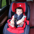 High Quality Baby Car Seat Thicken Cushion Wrap Types Soft Baby Safety Seat Shockproof Child Kids Auto Seat Easy Install C01