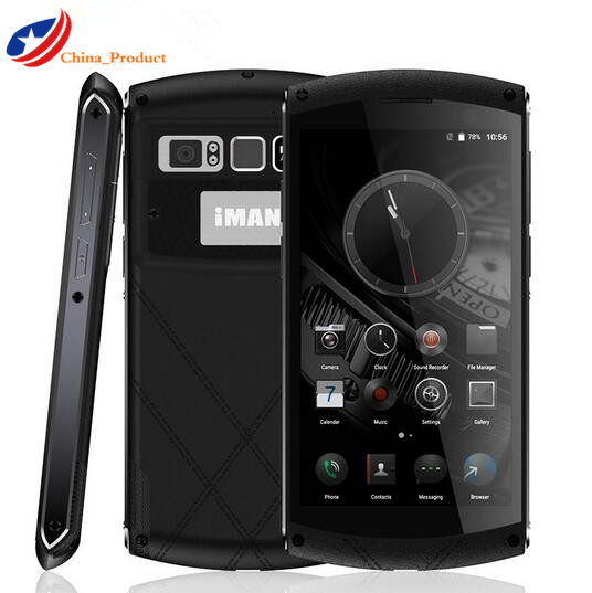 iMAN Victor 4G LET Waterproof Shockproof Dustproof 5 0 IP67 4800mAh MTK6755 Octa core Android 6