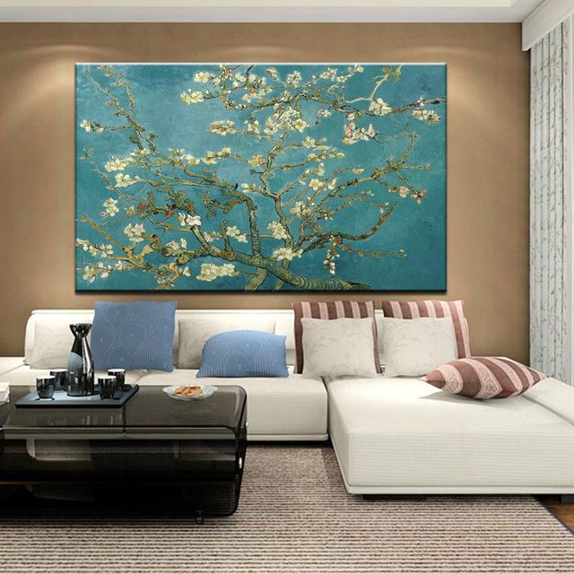 Blossoming Almond Tree Vincent Van Gogh