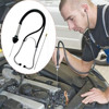 Car Stethoscope Auto Mechanics Engine Cylinder Stethoscope Hearing Tool Car Motorcycle Diagnostic Engine Tester Diagnostic Tool