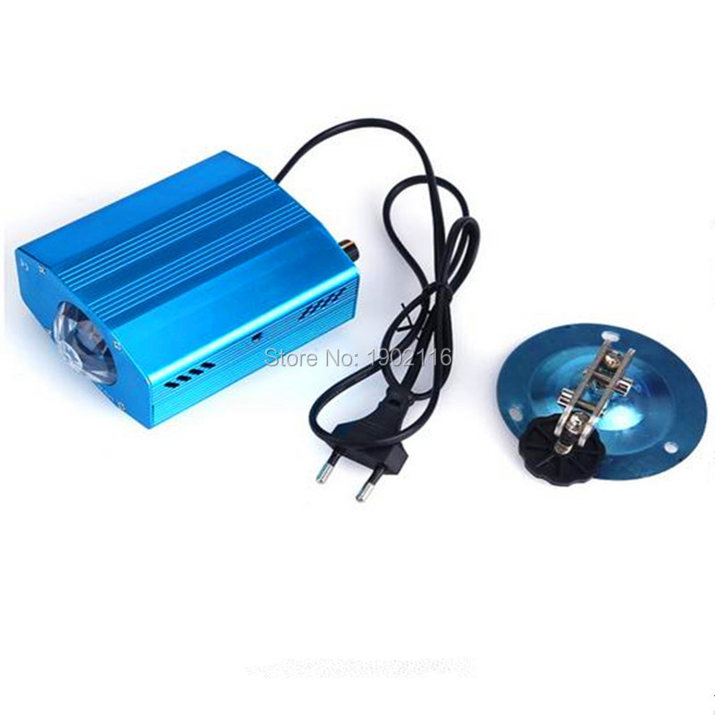 New IR Remote colourful LED Stage Light Water Wave Watermark Effect Projector Lighting disco bar DJ Club Disco Party Lights