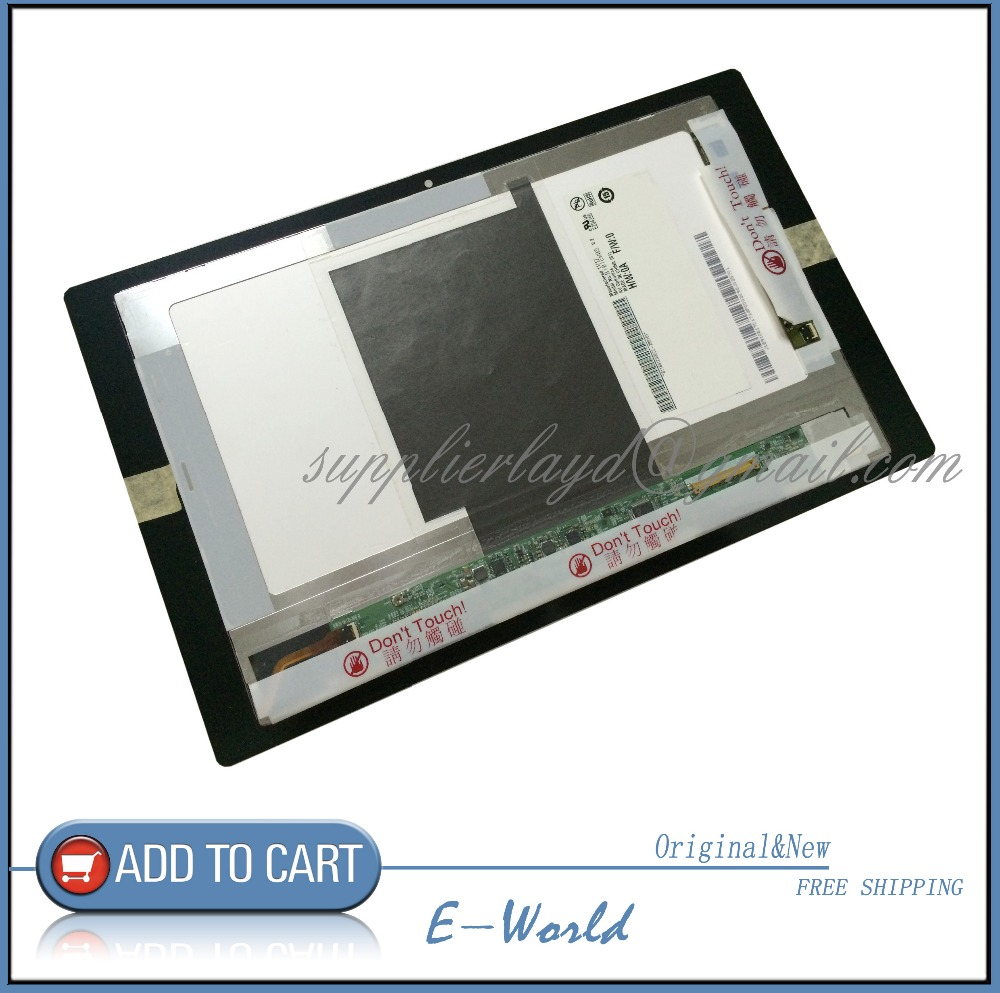 Original 10.1inch LCD screen with Touch screen B101EW05 V.2 LCD Display Screen Replacement