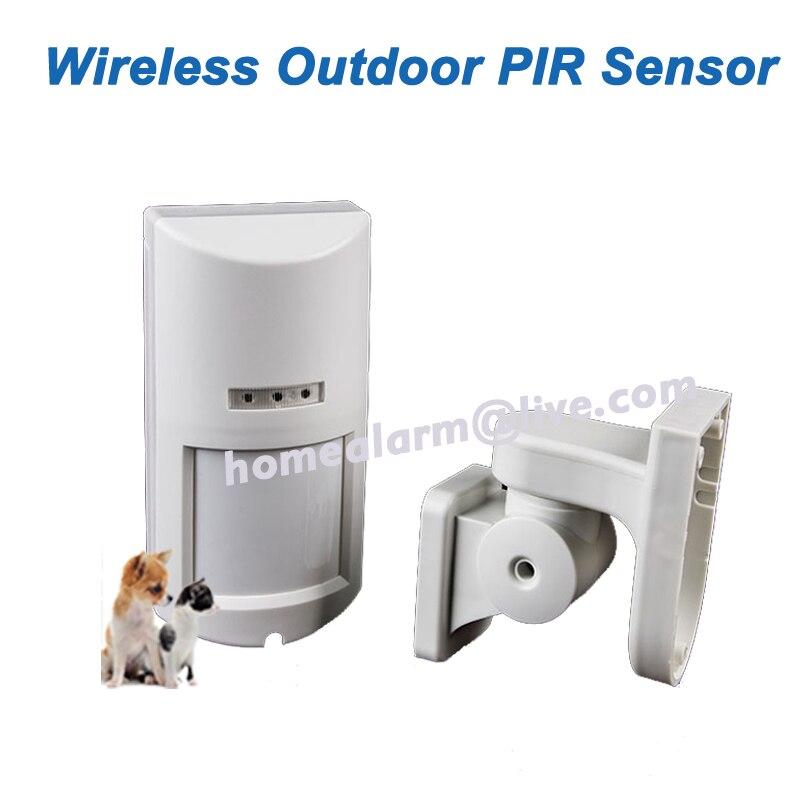 wireless pet friend external pir detector pet immune. Black Bedroom Furniture Sets. Home Design Ideas