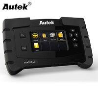 Autek IFIX702M полный Системы OBDII Автомобильный сканер для W212 W204 W168 ABS Airbag масла сброса Multi Язык OBD2 инструмент диагностики
