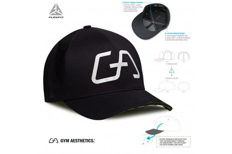 black trucker hat 3660637094_943463140