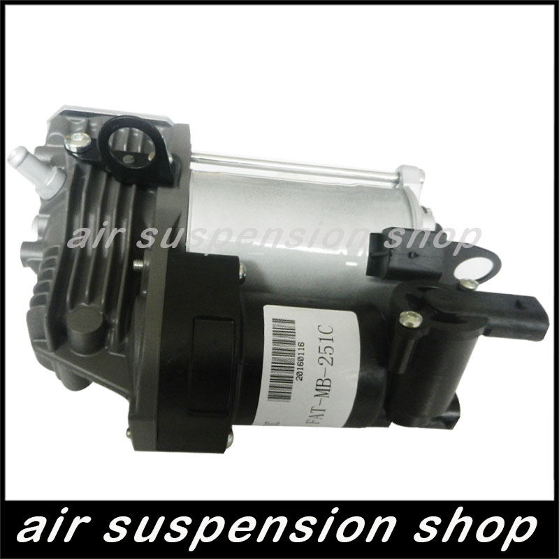 For mercedes benz r class w251 v251 air suspension for Air suspension compressor mercedes benz