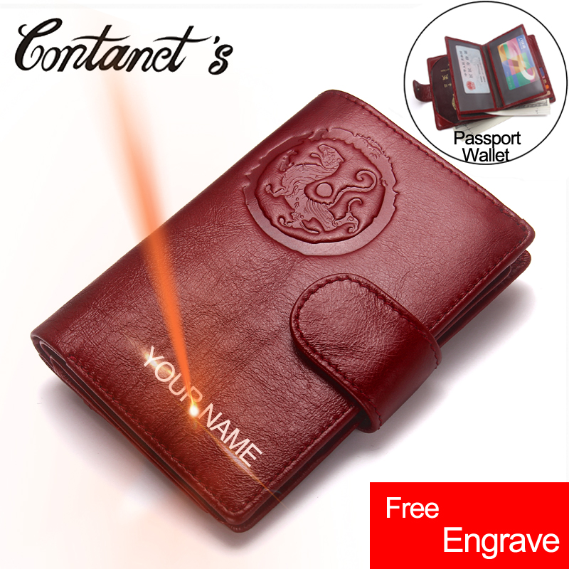 Passport Wallet Genuine Leather Women Travel Wallets Business Card Passport Purse Organizer Driver License Cover Document Holder women travel organizer passport holder card package credit card holder wallet document package fashion multi pockets card pack