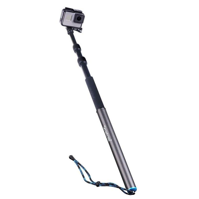 Smatree S3 取り外し可能な拡張可能なフローティングポールヒーロー Fusion7/6/5/4/3 +/ 3/セッション/DJI OSMO アクションカメラ  グループ上の 家電製品 からの スポーツ ビデオカメラ ケース の中 2
