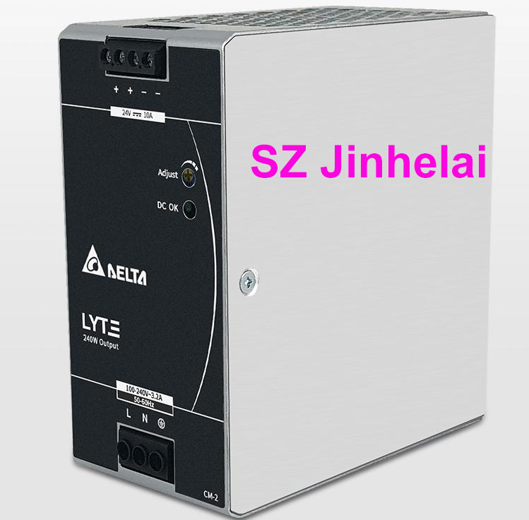 DELTA DRL-24V240W1AA Authentic original Switching power supply 10A 240W Din Rail Power Supply SeriesDELTA DRL-24V240W1AA Authentic original Switching power supply 10A 240W Din Rail Power Supply Series