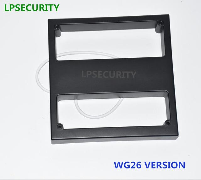 WG26 Car Parking System RFID Middle Range Reader EM card Reader ...