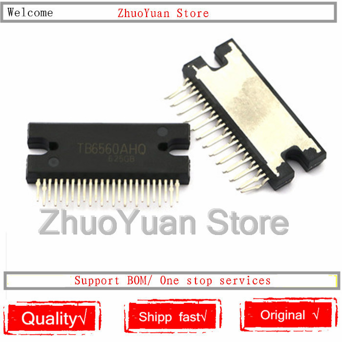 1PCS lot New original TB6560AHQ ZIP25 TB6560  IC chip