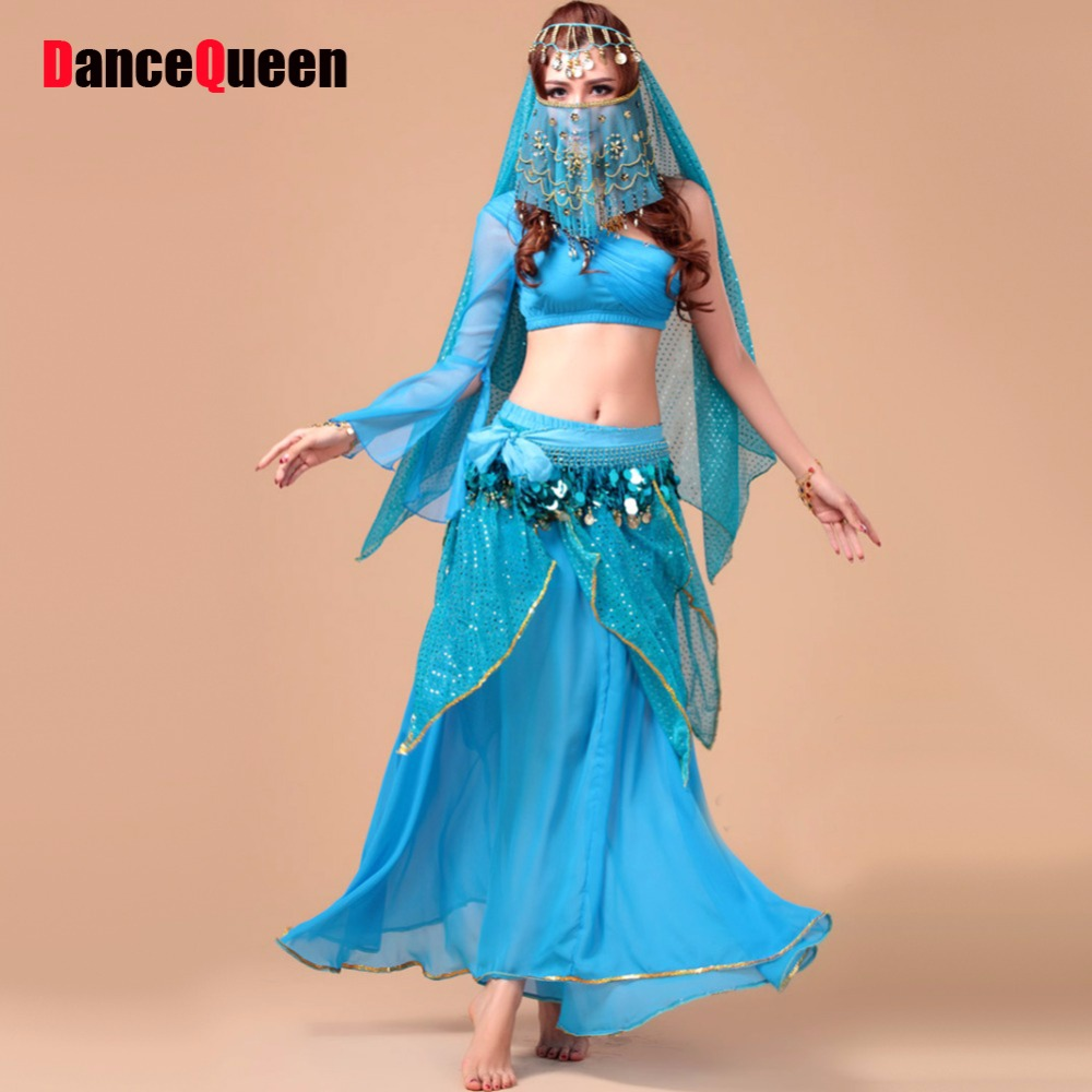 Sexy indian costume cheap-3022