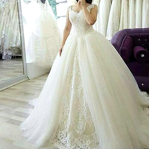 Vintage Wedding Dresses Bay Area: Popular Detachable Wedding Dress Train-Buy Cheap