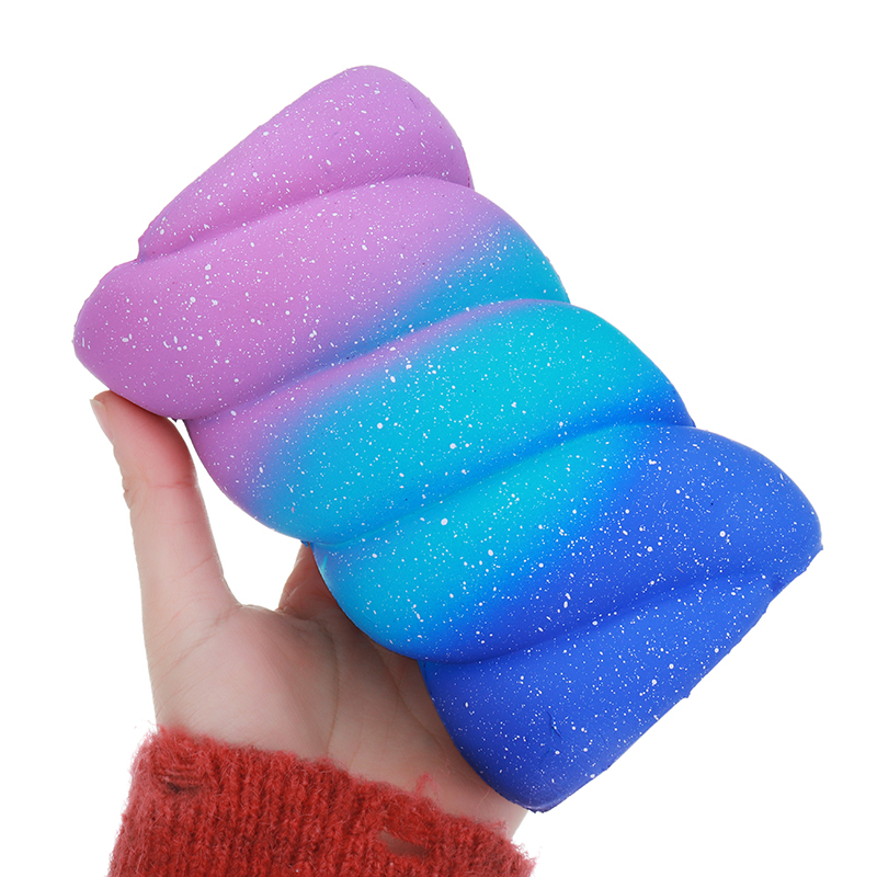 Squishyed Toy 14CM Soft Cotton Candy Marshmallow Squishying Toys Slow Rising Fun Kid Gift With Packaging Gags For Kids Childern